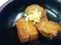 豚バラ肉の柔らか角煮