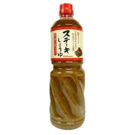 キッコーマン ステーキ醤油 オニオン&ペッパー 1110g