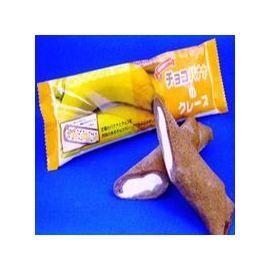 【冷凍】 業務用 クレープロールチョコバナナ70g 20個/1箱