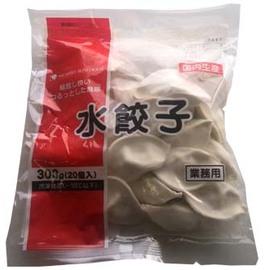 【冷凍】業務用 水餃子 300グラム