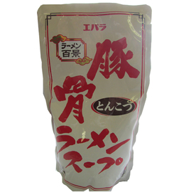 ラーメン 百景 エバラ 豚骨ラーメンスープ 1kg