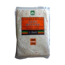 【冷蔵】業務用 キューピー エルデリ ポテトサラダ 1kg
