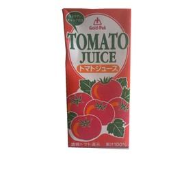 トマトジュース(濃縮トマト還元)1000ml 【ゴールドバック株式会社】