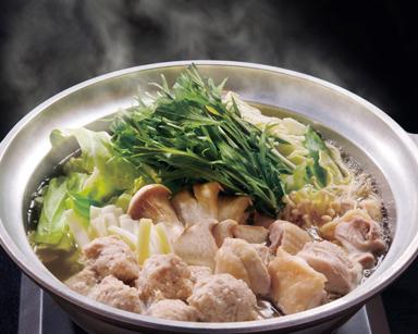 博多風水炊き鍋